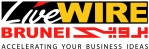 LiveWIRE Brunei Logo